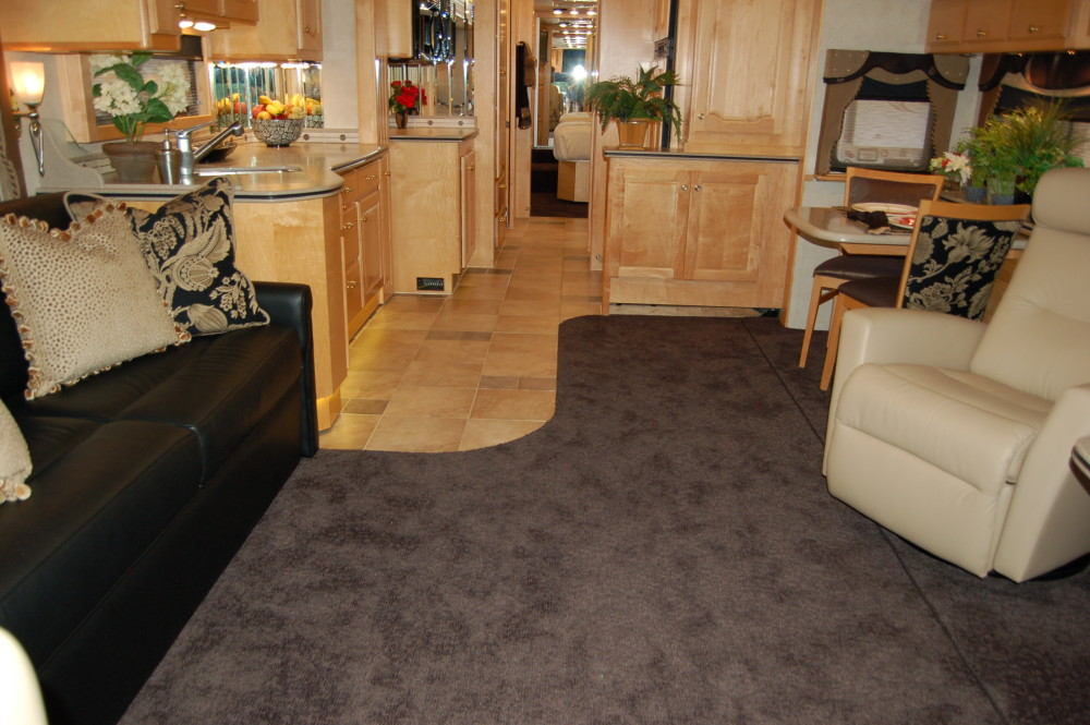 Carpet Rv Renovations By Classic Coach Works