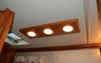 2006 American Tradition, Wood Light Board, LED Lights