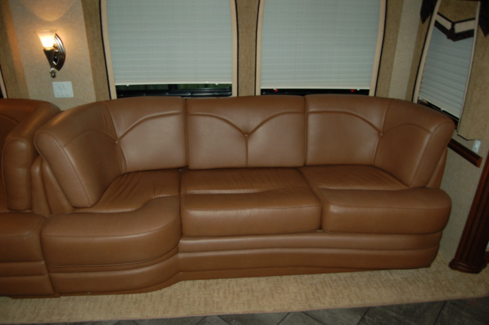 Villa Sofas Rv Renovations By Classic Coach Works