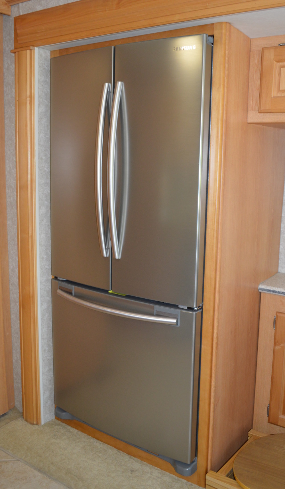 Holiday Rambler Rv >> Refrigerators - RV Renovations by Classic Coach Works