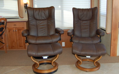 Euro Chairs Rv Renovations By Classic Coach Works