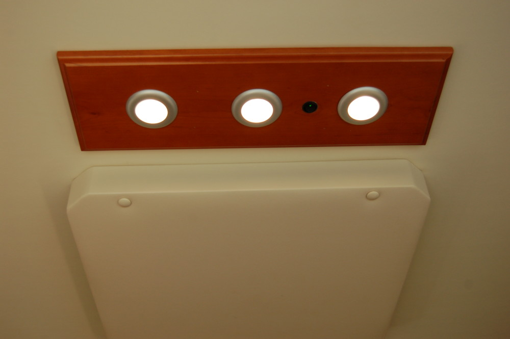 Light Boards - RV Renovations by Classic Coach Works