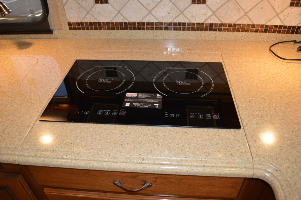 Cooktops Rv Renovations By Classic Coach Works