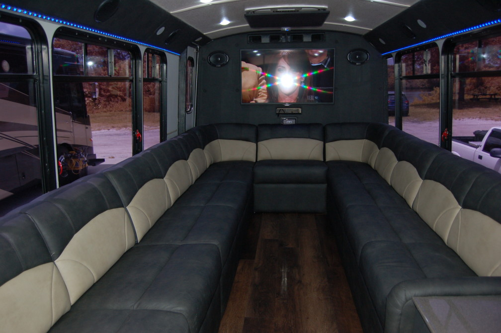 Upholstery Rv Renovations By Classic Coach Works