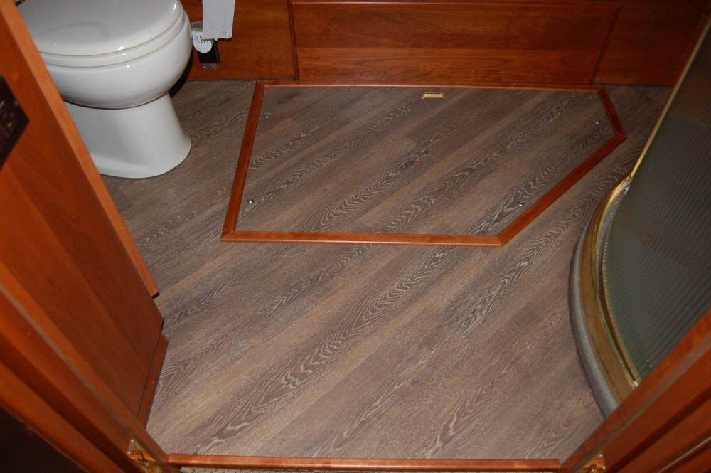 Wood Floors Rv Renovations By Classic Coach Works