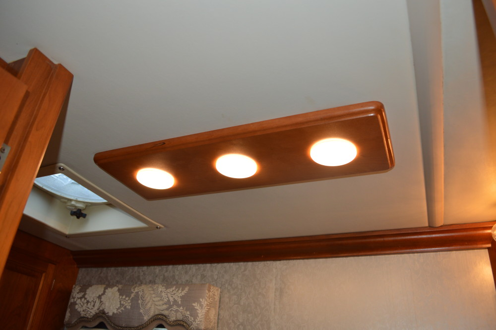 Light Boards Rv Renovations By Classic Coach Works